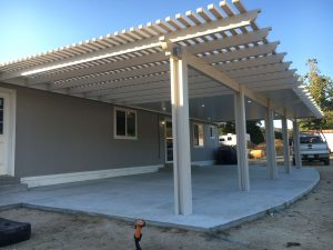 What Is A Pergola?